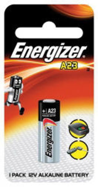 Picture of BATTERY EVEREADY ENERGISER #A23BP1 CAR A