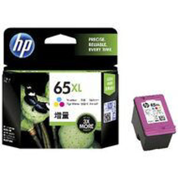 Picture of HP 65XL Tri Col Ink N9K03AA