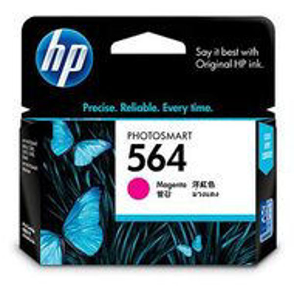 Picture of HP CB319WA #564 Magenta Ink