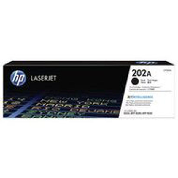 Picture of HP #202A Black Toner CF500A