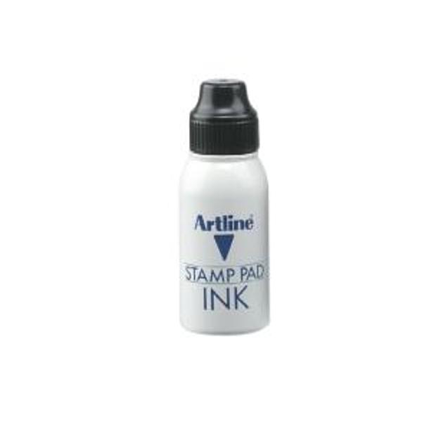Picture of Artline Stamp Pad Ink Black